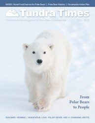 Cover of 2015 Tundra Times
