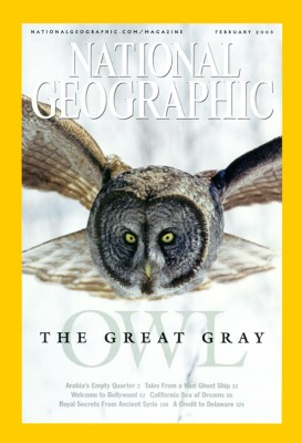 National Geographic 2005