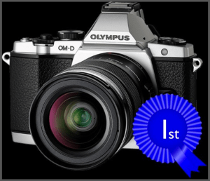 The Olympus OM-D EM-5 takes top honor in DPReview's survey of Best Camera of 2012
