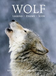 Cover of Wolf: Legend, Enemy, Icon