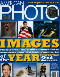 Cover of 2008 American Photo