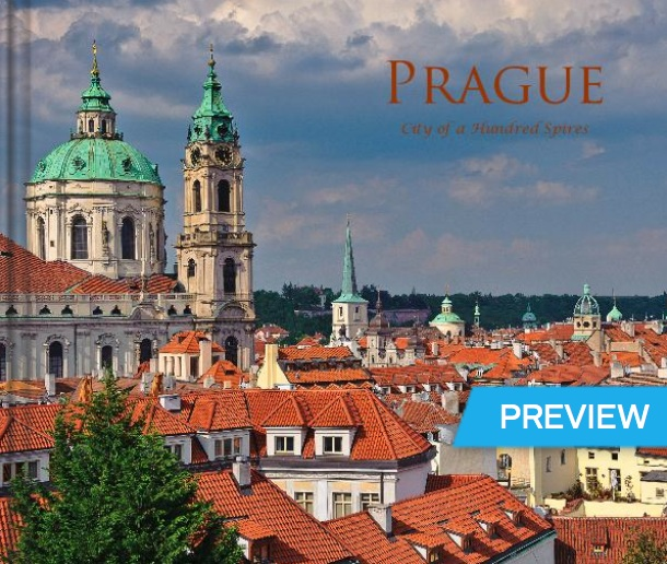 NE Explorer Sue Wolfe produces another captivating book on the beautiful city of Prague.