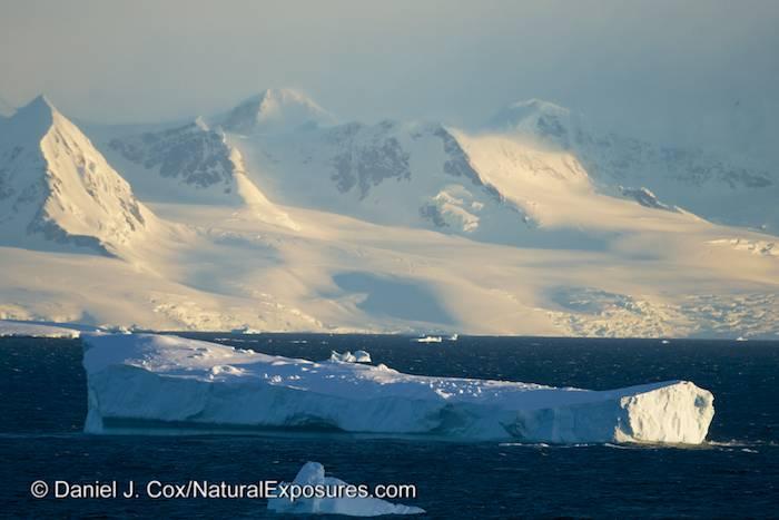 Stunning views along the Gerlache Strait. Antarctica. Nikon D600.
