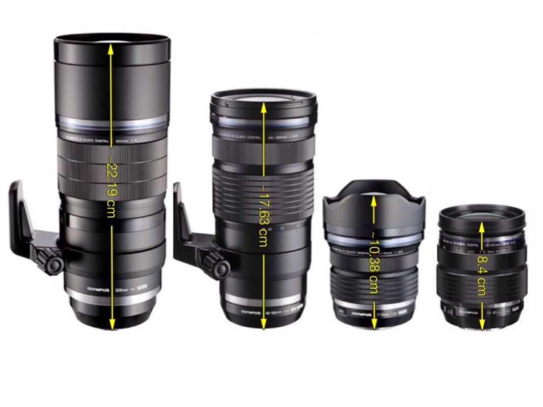 Photo of the new line of Olympus professional grade lenses was shot by Manuel Fernandez and first appeared on my favorite Micro Four Thirds web site 43 Rumors. Click on the image above to see the original post.