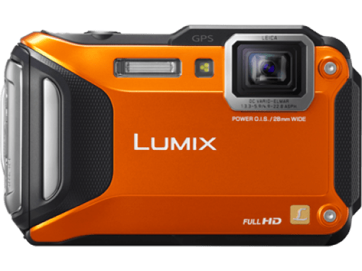 The Panasoinc Lumix TS5 WiFi Enabled Lifestyle Tough Camera being drawn for all Explorer's who have uploaded at least one gallery of images to the NE Explorer's Home Page.