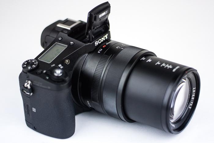 The Sony RX10 all in one Bridge Camera.