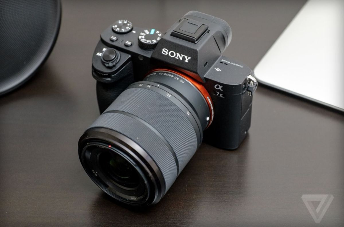 Sony's A7 ll reviewed by one of my favorite online publications, the VERGE.