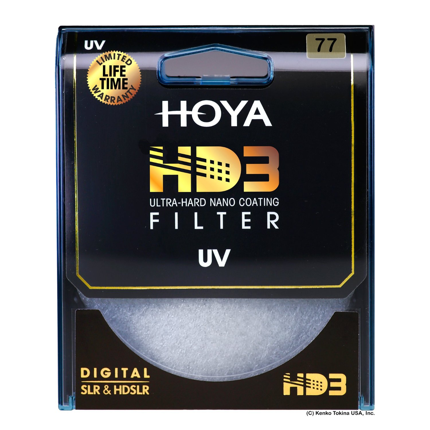 The new Hoya HD3 series UV filter. This or the HD2 version are the ones I use on all my lenses.