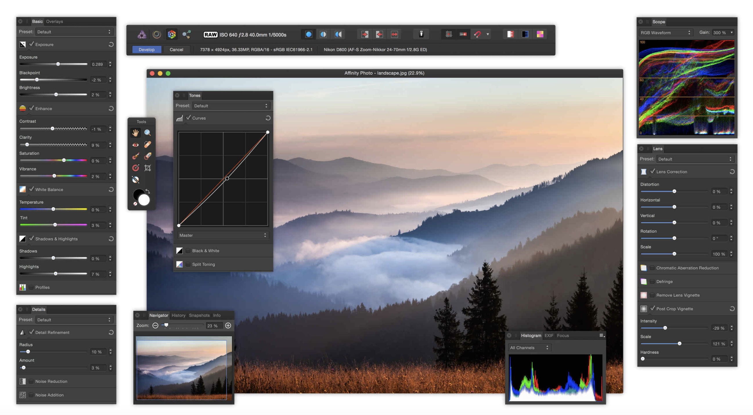 Design Software For Your Photography