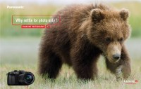 Cover of 2018 Nature's Best Photography Panasonic LUMIX Ad