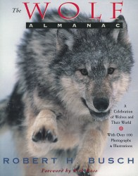 Cover of The Wolf Almanac