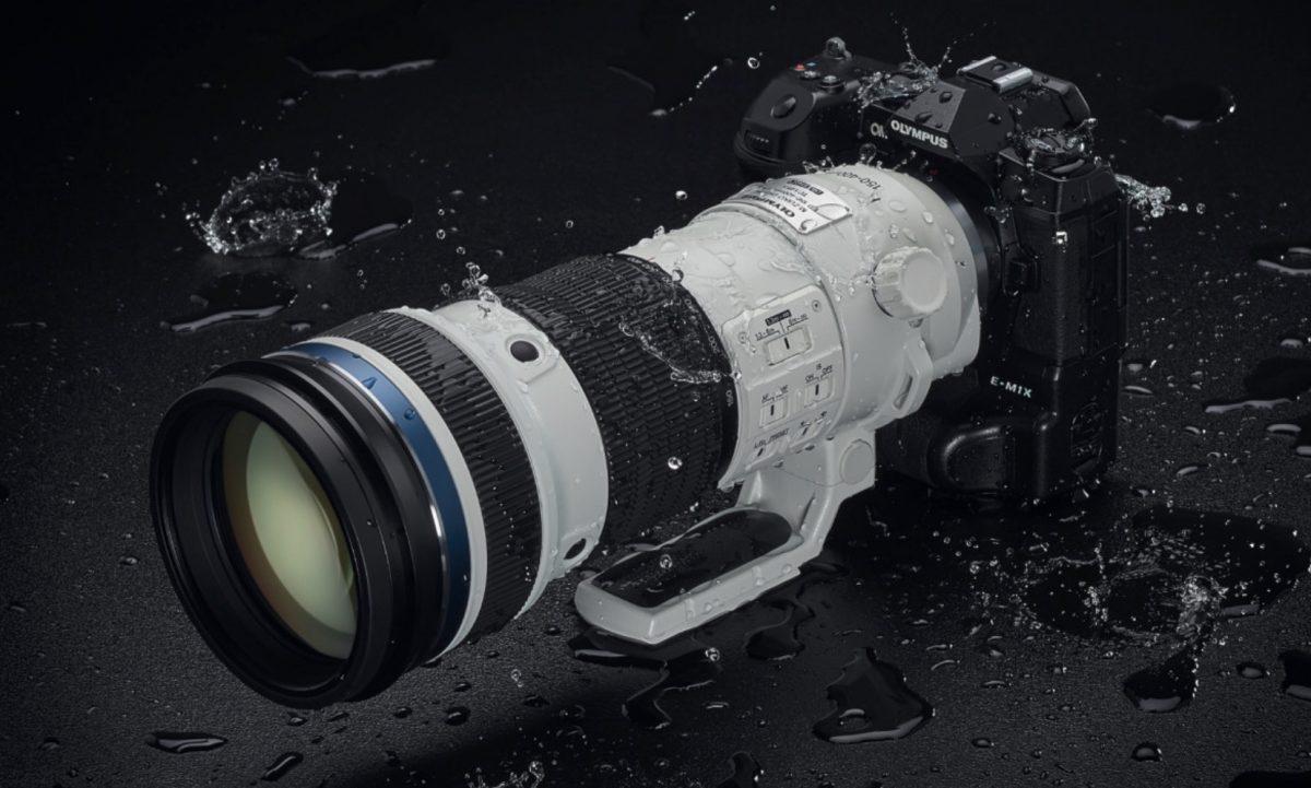 Olympus 150-400mm zoom