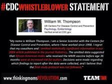 CDC Whistleblower