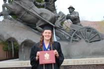 Michelle Hatch SUU Graduate