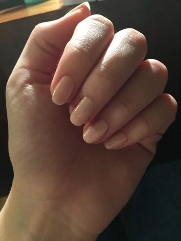 Clear Nail Polish Turns Yellow