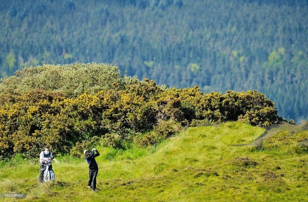 Tour Caddy – Natural Golf