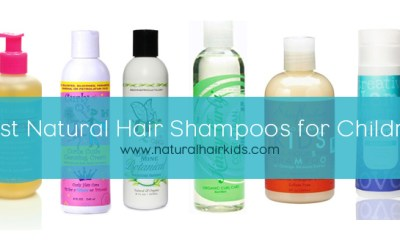 Best Natural Hair Shampoos for Children