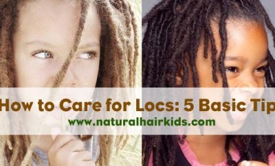 How to Care for Locs: 5 Basic Tips