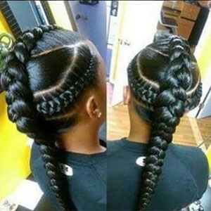 hairstyles for teens braided mohawk