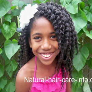 hairstyles for teens twistout 2