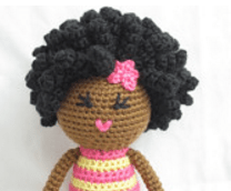 little green bean design natural hair holiday guide