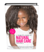 Natural Hair Care for girls natural hair kids