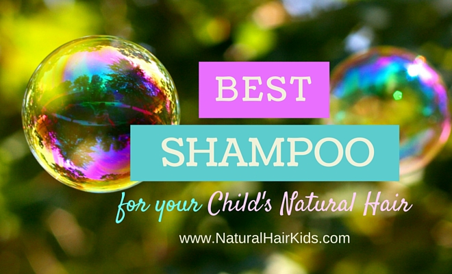 best shampoo for kids