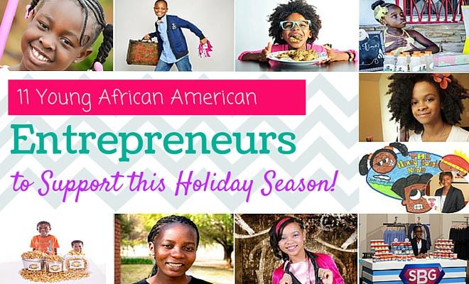 young black kid entrepreneurs