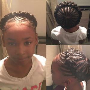 33 Cute Natural Hairstyles For Kids Natural Hair Kids