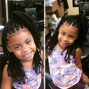 Terrific 33 Cute Natural Hairstyles For Kids Natural Hair Kids Schematic Wiring Diagrams Amerangerunnerswayorg