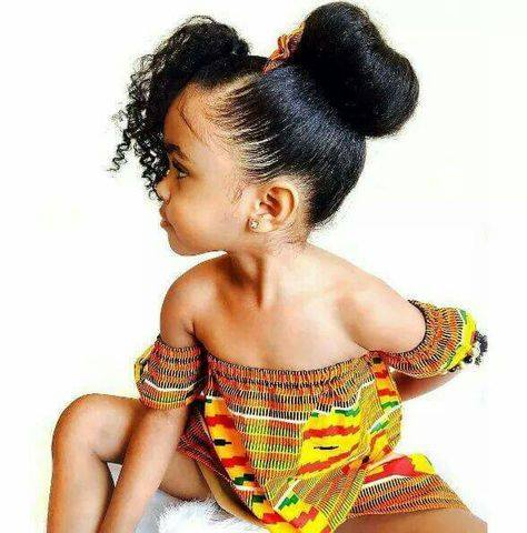 21 adorable toddler hairstyles for girls - Natural Hair Kids