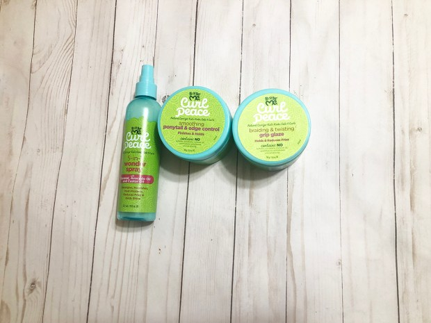 Just for Me Curl Peace Product Review