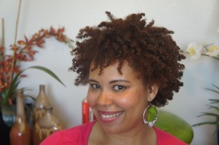Fluffed Twist Out