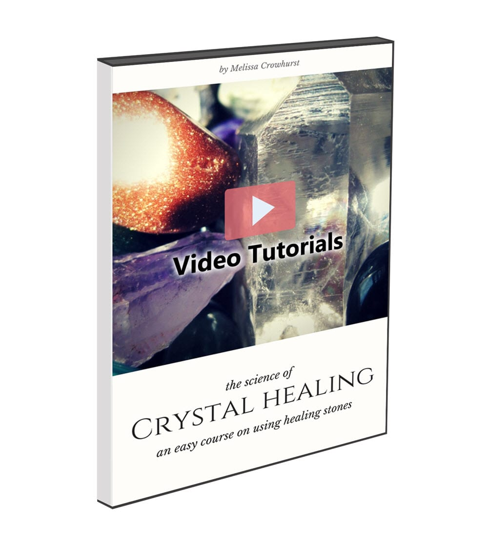 crystal power crystal healing the complete handbook pdf