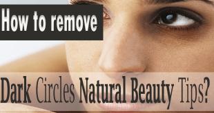 How-to-remove-Dark-Circles-natural-beauty-tips
