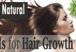 Top Natural Oils for Hair Growth
