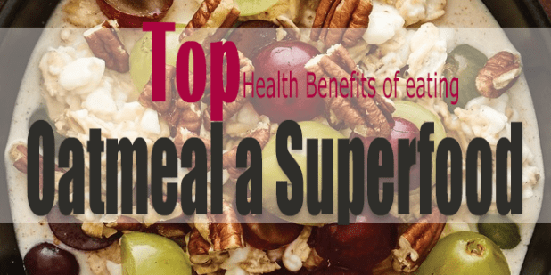 Top-health-benefits-of-eating-Oatmeal-a-superfood