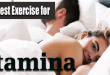 The Best Exercise for Stamina