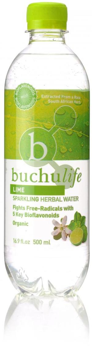 Buchulife Herbal Sparkling Water Lime