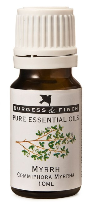 Burgess & Finch Myrrh Oil