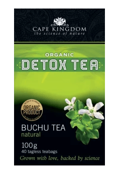 Buchulife Detox Tea Buchu Natural