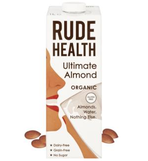 Rude Health Organic Ultimate Almond Drink