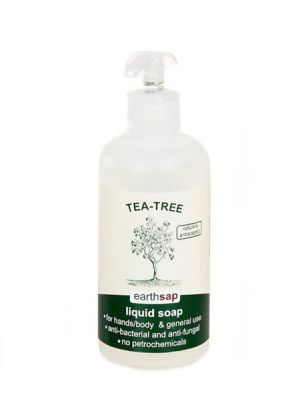 Earthsap Tea Tree Liquid Soap