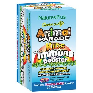 Animal Parade Tropical Berry Immune Booster