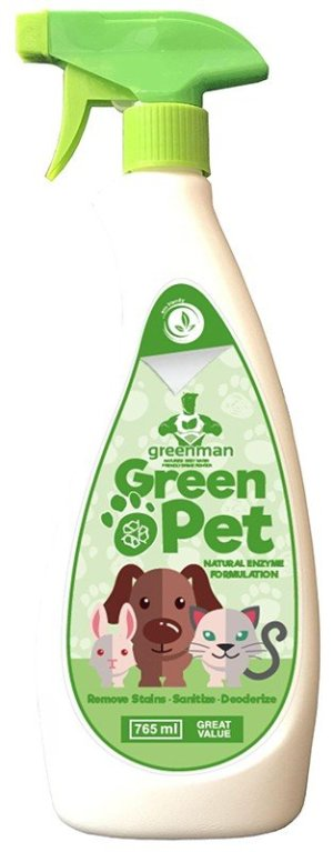 GreenPet Stain Remover