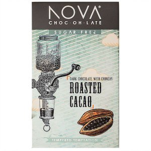 Nova Roasted Cacao Chocolate