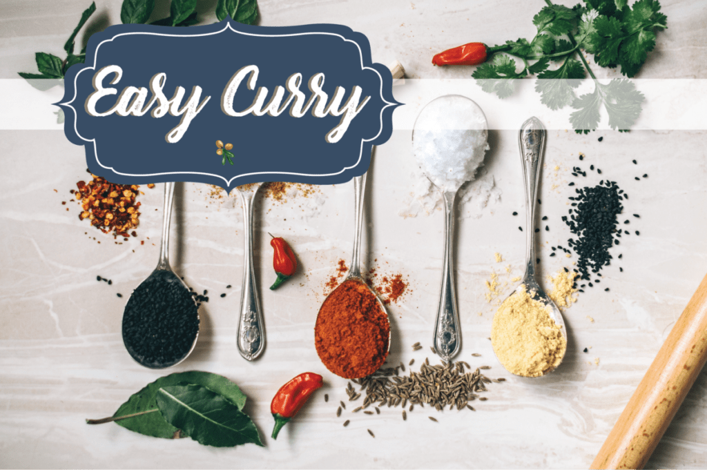 An Easy Curry Recipe