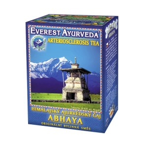 ABHAYA Arteries & Blood Vessel Elasticity Ayurveda Tea