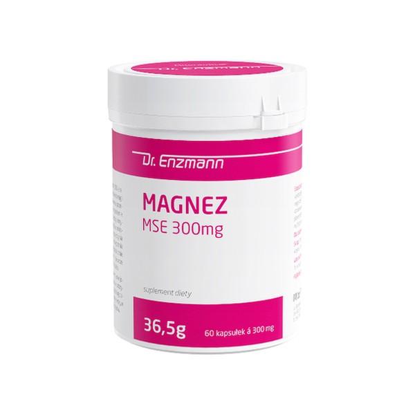 Magnesium MSE 300 mg - 60 capsules
