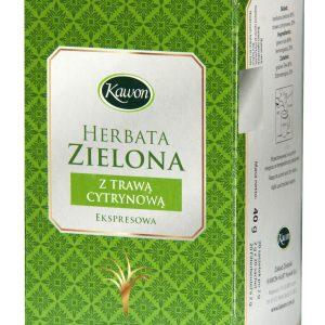 Green Tea with Lemon Grass 40g